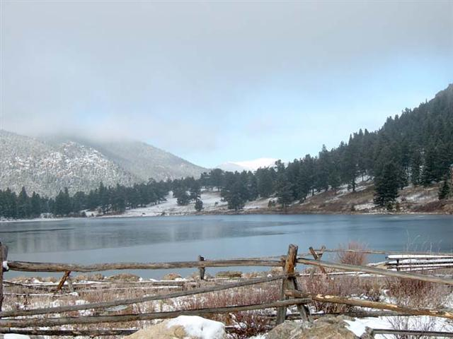 Lily Lake, Rocky Mountain National Park